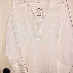 Zara Shirt - XXL - White
